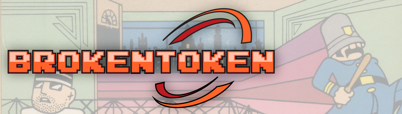 Brokentoken.com